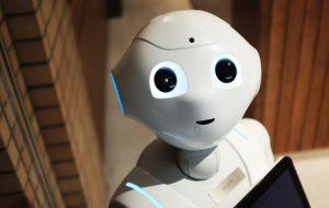 En robot.