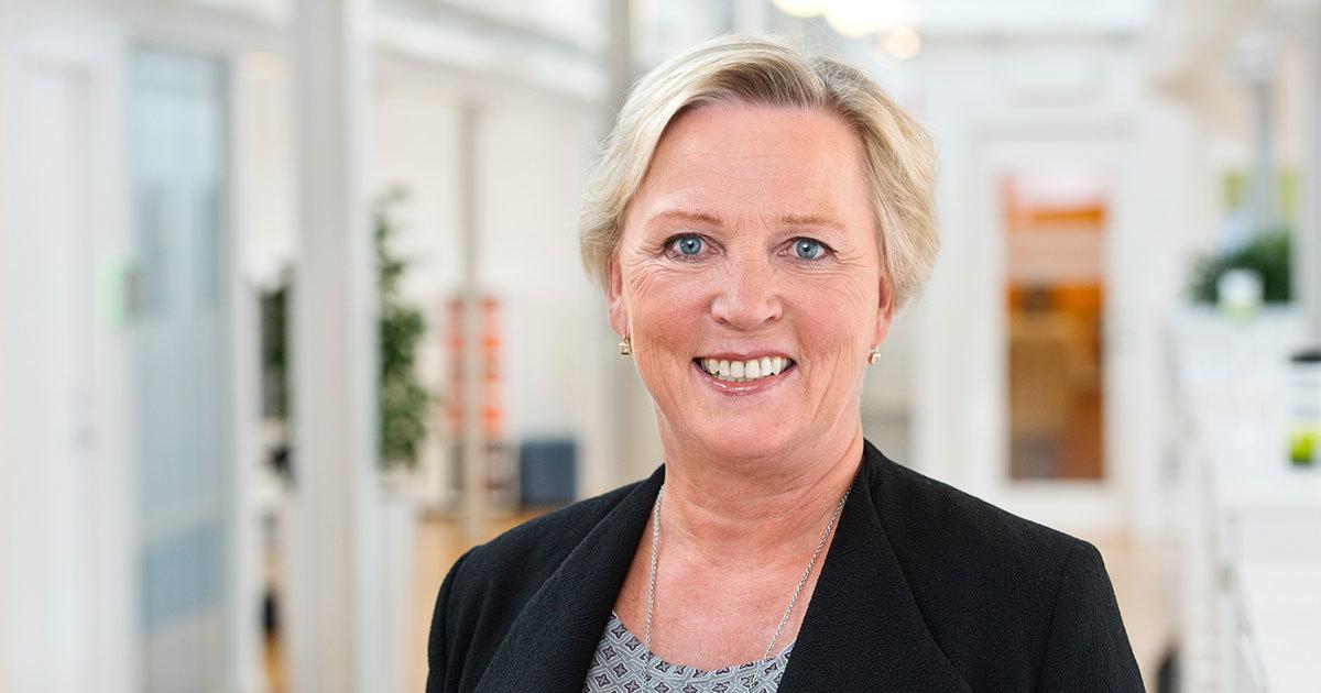 Ulla Persson, Säljchef Amadeus