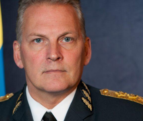 Generalmajor Fredrik Robertsson