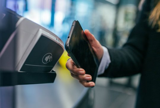 mobila betalningsslösningar