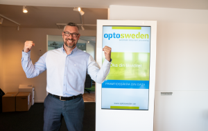 Niklas Horn Lundberg Vd OptoSweden