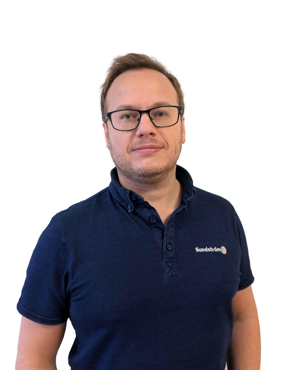 Erik Timén Sales Manager Nordic Sundström Safety AB