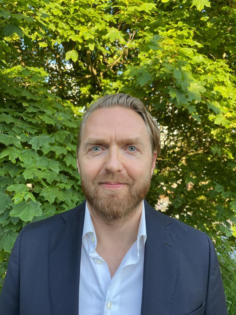 Bild på Håkan Jankensgård