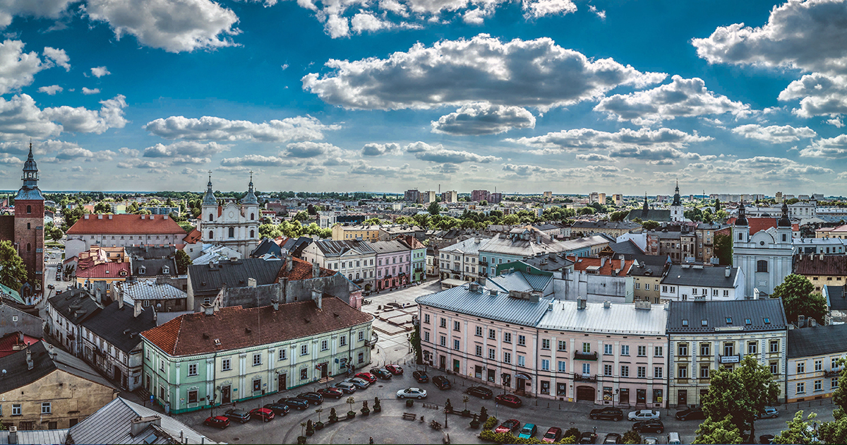 Piotrkow-Trybunalski-rynek