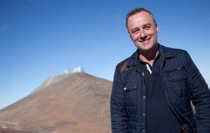 Peter Ingemann i Chile
