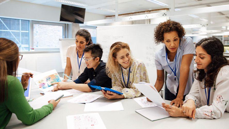Diverse Females in STEM
