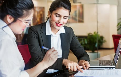 Getting professional help for a contract