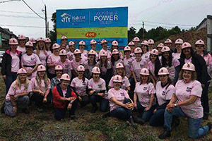 Women in Nuclear and Habitat and Humanity