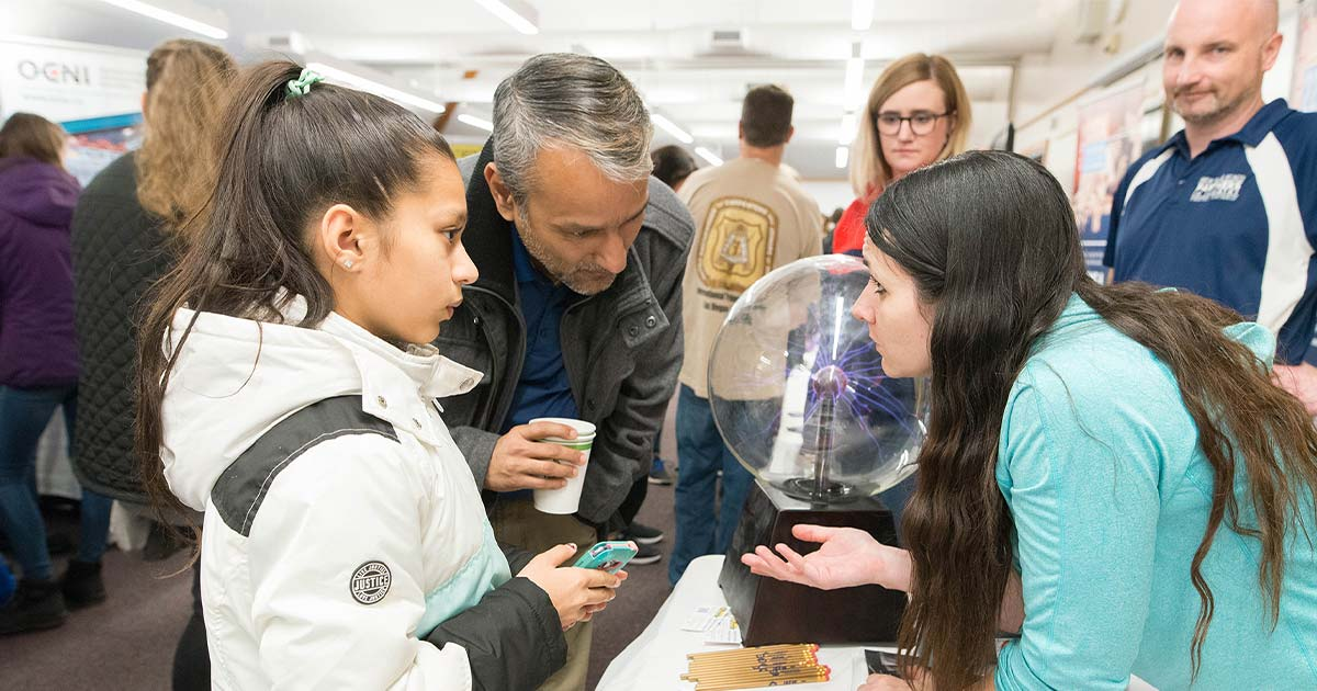 Build a Dream career discovery expo