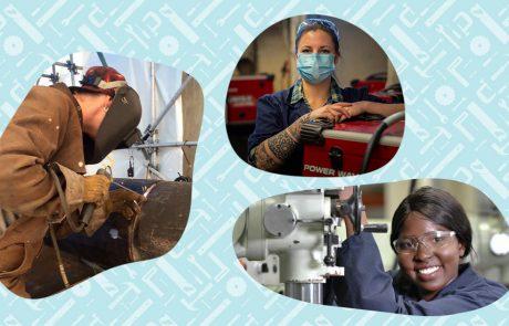 Women in Trades 2020 header