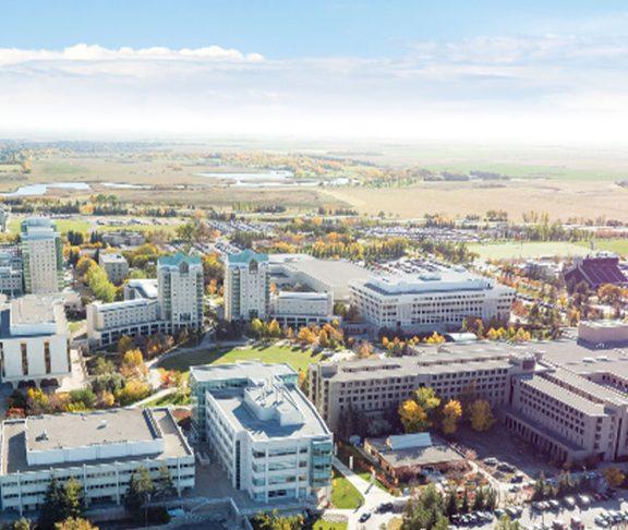University of Regina Campus