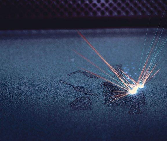 Innovationsführer im industriellen 3D-Druck