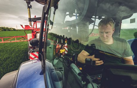 Digital Farming: Immer einen Schritt voraus