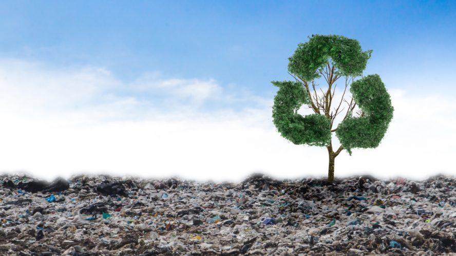 Nachhaltiger Kunststoffkreislauf