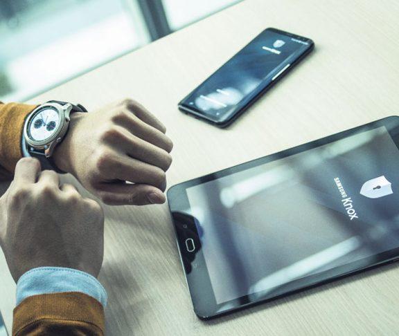 Sicherheit im mobilen Alltag – mit Samsung Knox