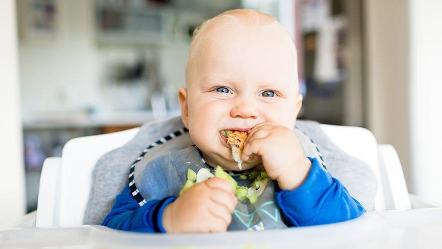 Matvaner barn