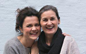 Sissel Gran og Catrin Sagen
