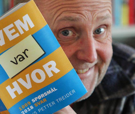Hans Petter Treider