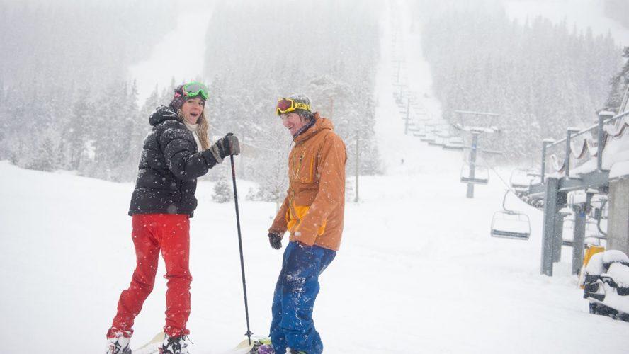 Alpinbakke i Uvdal
