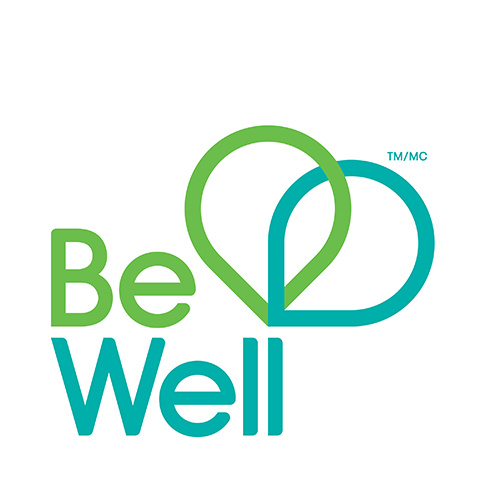 Rexall Be Well pin