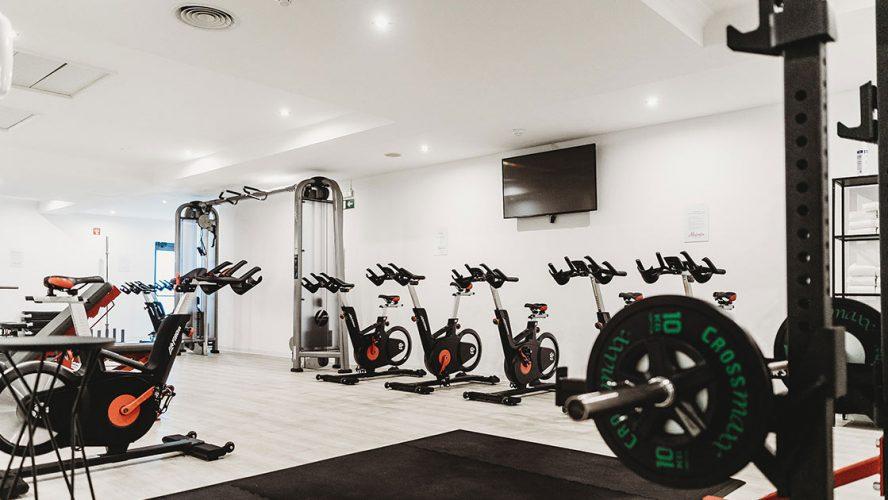 Dream Home Gym setup