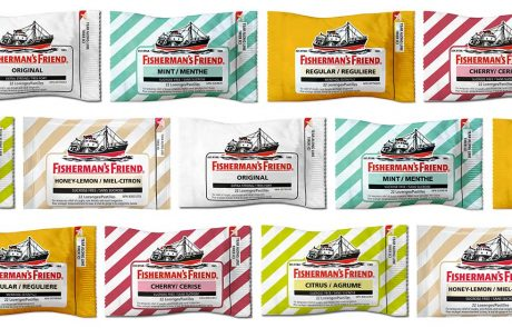 Flavours of Fisherman's Friend