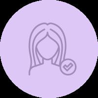 Schmidt's infographic icon head