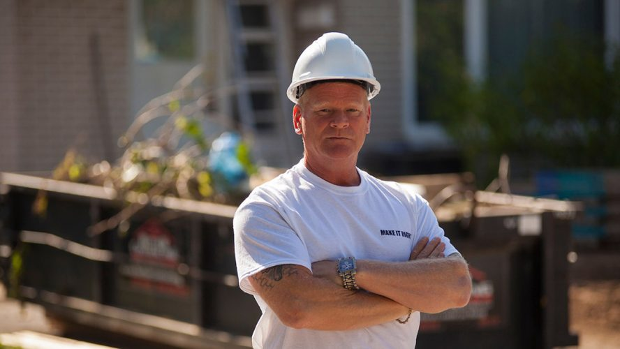 mike holmes cover photo