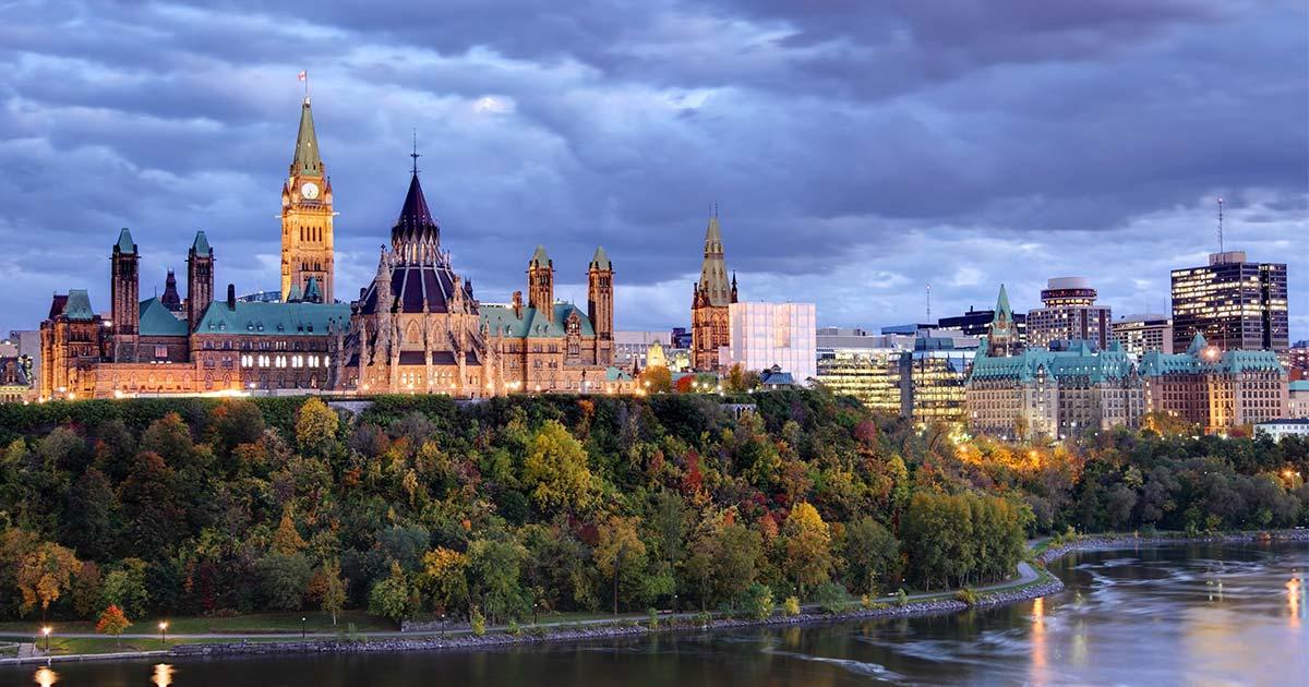 ottawa parliament building indigenous communities canadians