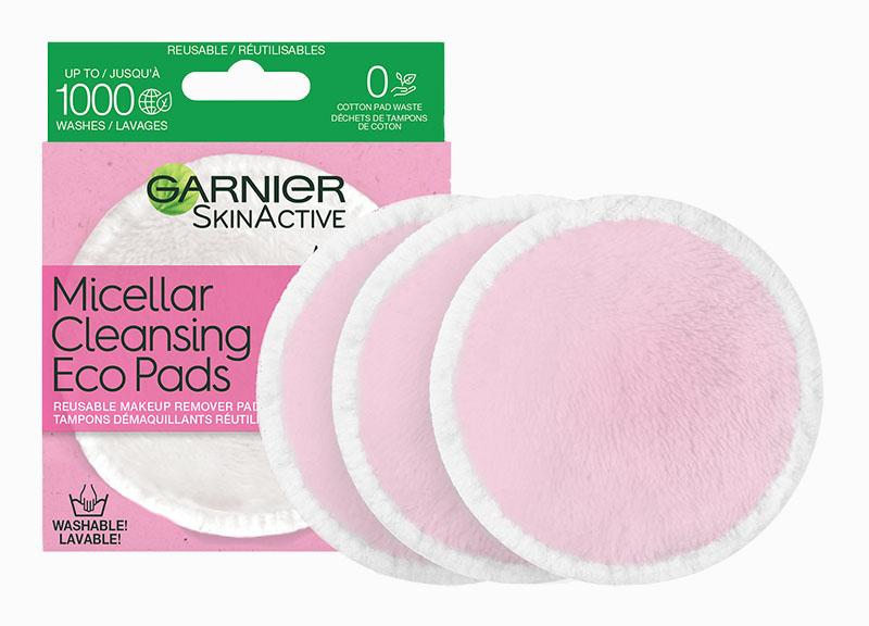 Micellar Cleansing EcoPad Pack Garnier spotless september
