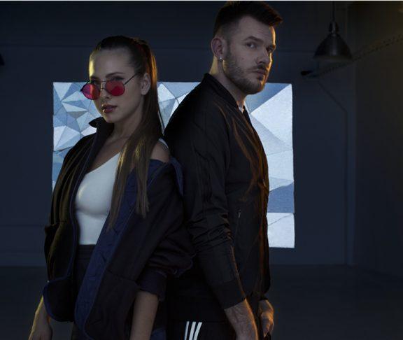 Klaudia Szafrańska i Michał Wasilewski