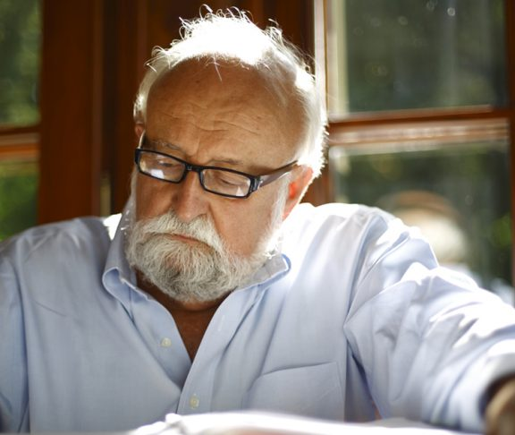 Profesor Krzysztof Penderecki