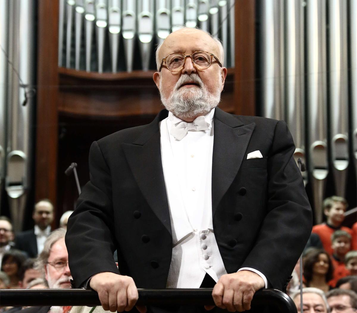 Wybitny kompozytor, dyrygent, pedagog muzyczny