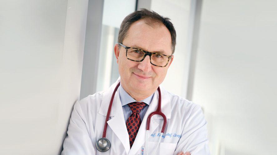 Prof. dr Krzysztof Strojek