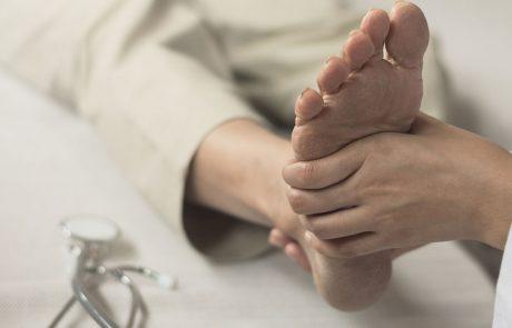 stopy cukrzycowej