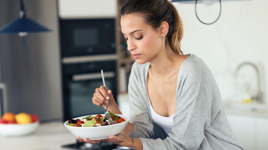 kobieta zdrowa dieta