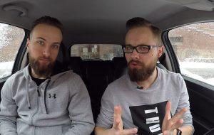 Paweł Olszowik i Sebastian Piekarz