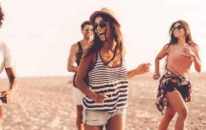 bieganie-plaża