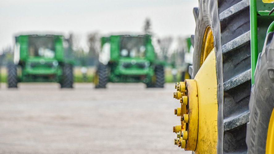 Konserwacja maszyn i urządzeń rolniczych