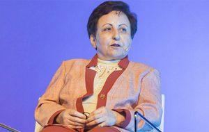 Dr Shirin Ebadi