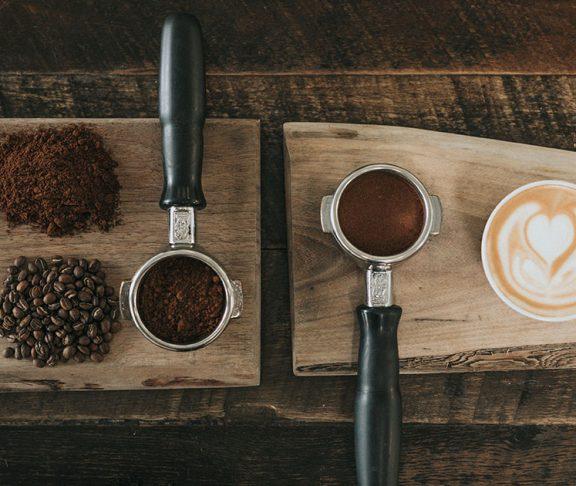 kaffe barista espresso kaffe latte