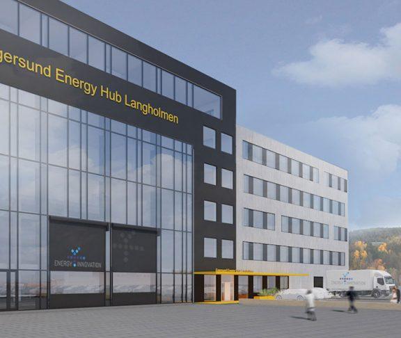 Egersund Energy Hub Langholmen