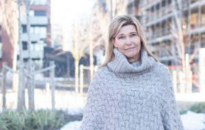 Kari E. Krogstad, konsernsjef i Medistim