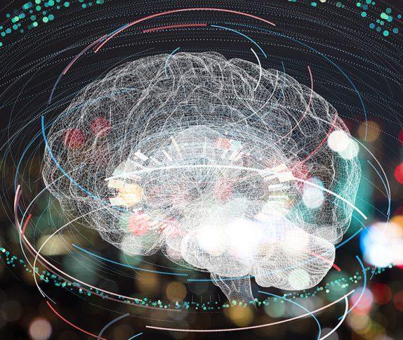 kunstig intelligens-illustrasjon