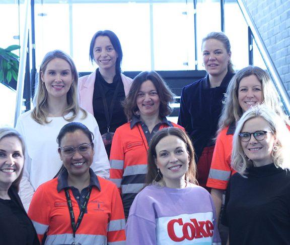 Team Coca-Cola