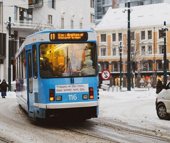 Trikk i Oslo