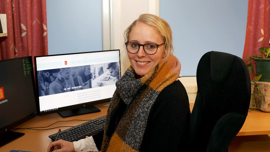 Elisabeth Espås Forsberg
