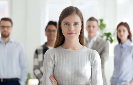 Kvinnelig leder