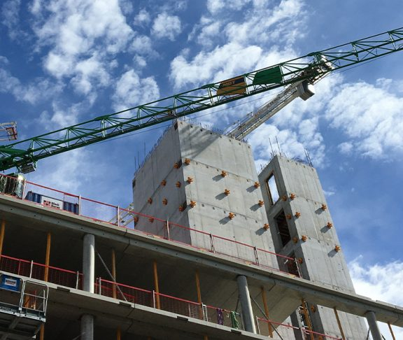 betongkonstruksjon