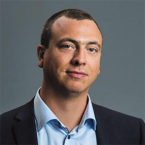 Kjetil Thorvik Brun, leder digitalisering og teknologi i Abelia